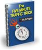 Thumbnail 5 Minute Traffic Trick (PLR)