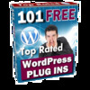 Thumbnail 101 Free Top Rated Wordpress Plugins PLR