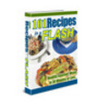 Thumbnail 101 Recipes in a Flash (PLR)