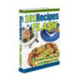 Thumbnail 101 Recipes in a Flash (PLR)