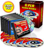 Thumbnail 6 Marketing PLR Audio eBooks (PLR)