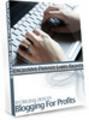 Thumbnail 10 Blogging for Profits Articles (PLR)