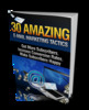 Thumbnail 30 Amazing Email Marketing Tactics - Viral Report PLR