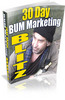 Thumbnail 30 Day Bum Marketing Blitz plr