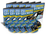 Thumbnail CB (Clickbank) Paycheck Secrets - Video Series PLR