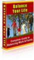 Thumbnail Balance Your Life (PLR)