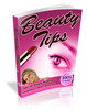 Thumbnail Beauty Tips plr
