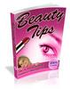 Thumbnail Beauty Tips plr