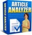 Thumbnail Article Analyzer PLR