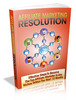 Thumbnail Affiliate Marketing Resolution - Viral eBook plr