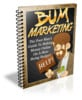 Thumbnail Bum Marketing - Website Template plr