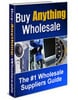 Thumbnail Buy Anything Wholesale plr
