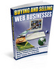 Thumbnail Buying and Selling Web Businesses (PLR)