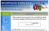 Thumbnail Authors Library - Clickbank Store MRR