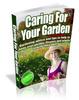 Thumbnail Caring For Your Garden plr