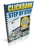 Thumbnail ClickBank Step by Step - eBook and Audios plr