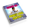 Thumbnail Cash in on Private Label Rights plr