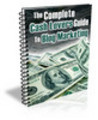 Thumbnail Cash Lovers Guide to Blog Marketing plr