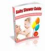 Thumbnail Baby Shower Guide - Viral eBook PLR