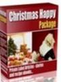 Thumbnail Christmas Happy Package PLR