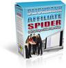 Thumbnail Clickbank Affiliate Spider PLR