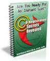 Thumbnail Co-Registration Secrets Revealed plr