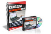Thumbnail Craigslist Marketer Pro - eBook and Video plr