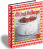 Thumbnail Crock Pot Recipes plr