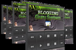 Thumbnail Blogging Guru System - Video Series PLR