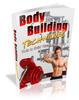 Thumbnail Body Building Training - Viral eBook plr