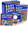 Thumbnail Easy AdSense Cash Course PLR