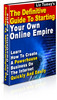Thumbnail Definitive Guide to Starting Your Own Online Empire PLR