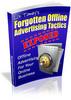 Thumbnail Forgotten Offline Advertising Tactics plr