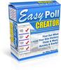 Thumbnail Easy Poll Creator (PLR)