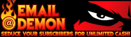 Thumbnail Email Demon - Video Series PLR