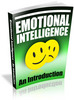 Thumbnail Emotional Intelligence - An Introduction PLR