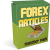 Thumbnail Forex Articles Monster Pack (PLR)