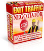 Thumbnail Exit Traffic Negotiator plr