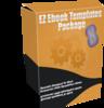 Thumbnail EZ eBook Templates Package V8 PLR