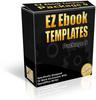 Thumbnail EZ eBook Templates Package V9 PLR