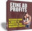 Thumbnail Ezine Ad Profits PLR