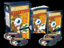 Thumbnail Detective Marketing - Website Template plr