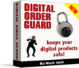 Thumbnail Digital Order Guard PLR