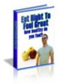 Thumbnail Eat Right to Feel Great PLR