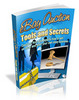 Thumbnail eBay Auction Tools and Secrets - Viral eBook PLR