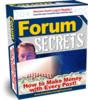 Thumbnail Forum Secrets PLR