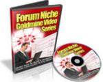 Thumbnail Forum Niche Goldmine Video Series (Viral PLR)