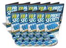Thumbnail FB Profit Secrets - Video Series plr