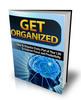 Thumbnail Get Organized - Viral Report plr