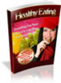 Thumbnail Healthy Eating Ministe and PLR eBook